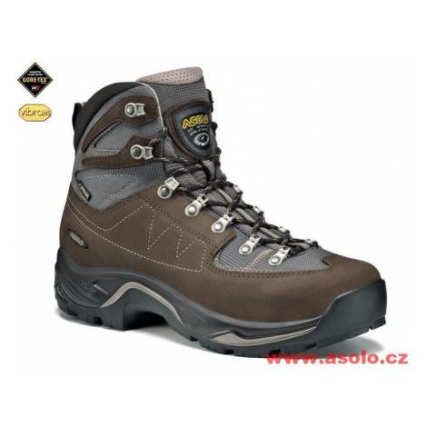 Schuhe Asolo TPS Equalon GV Dark brown/cendre/A744