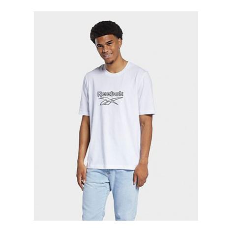 Reebok classics vector t-shirt - White - Damen, White