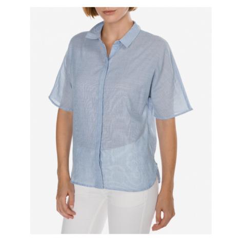 SELECTED Delilja Hemd Blau