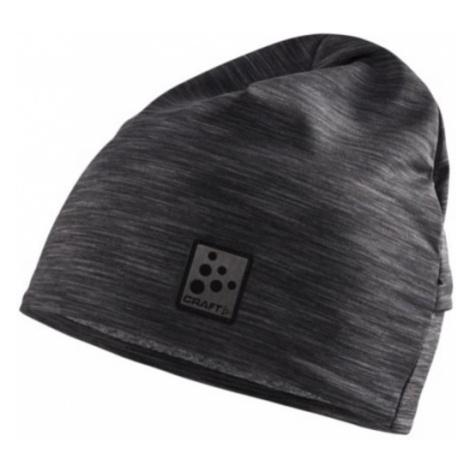 Caps CRAFT Microfleece Ponyt 1907911-998000 - black