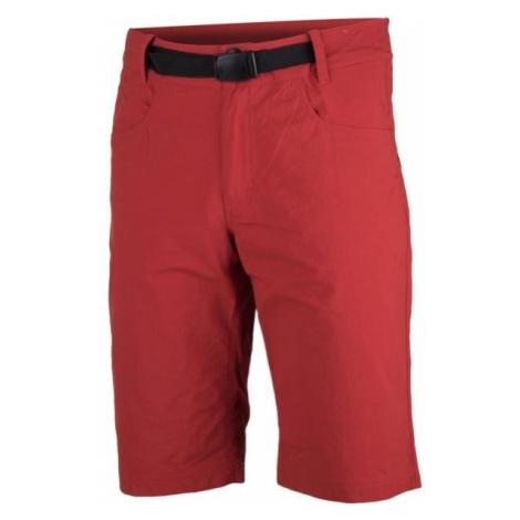 Northfinder GRIFFIN rot - Herren Shorts