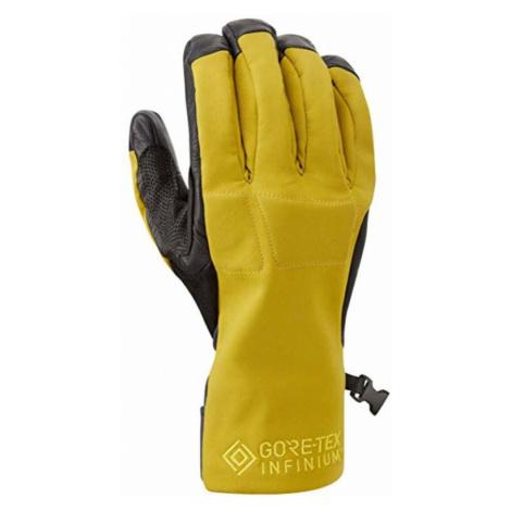 Handschuhe Rab Axis Handschuh Dark schwefel