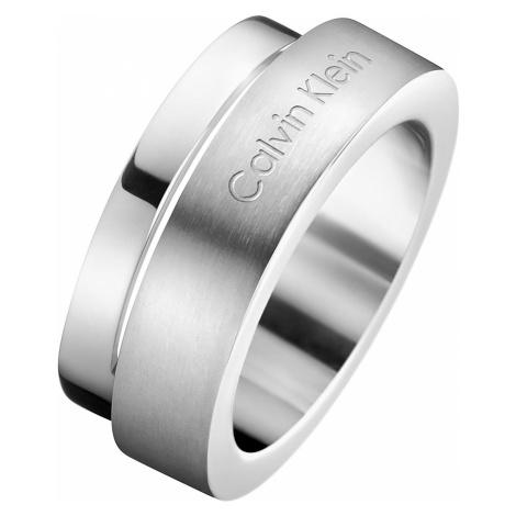 CALVIN KLEIN KJ6AMR0801 Damenring Unite Edelstahl Ring