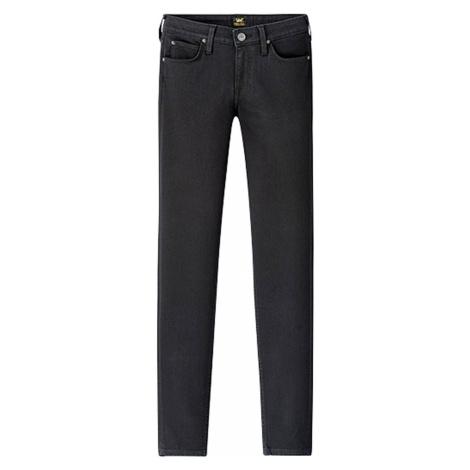 Lee Damen Jeans Breese - Bootcut - Schwarz - Black Rinse