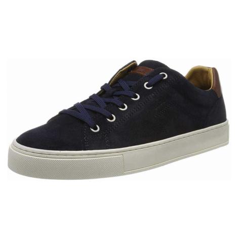 Herren Ara Sneaker blau