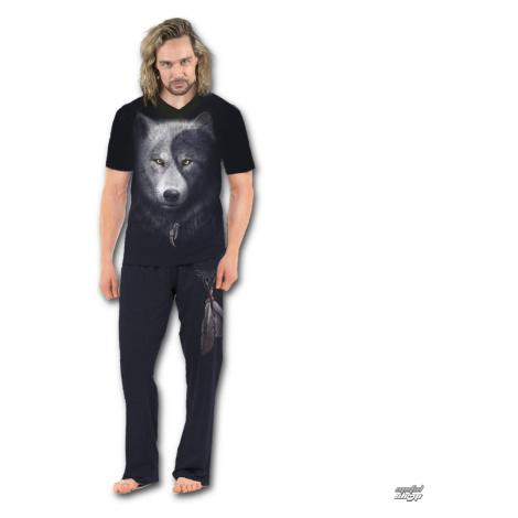 Schlafanzug Männer SPIRAL - WOLF CHI - T118M631