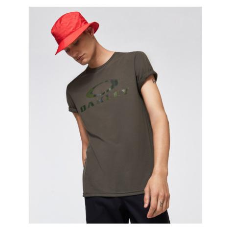Oakley O Bark T-Shirt Grün