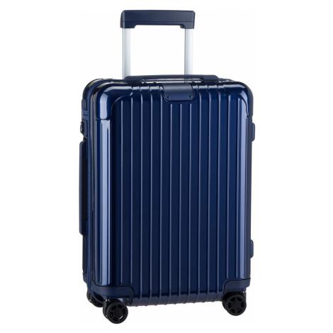 Rimowa Trolley + Koffer Essential Cabin S Blue Gloss (34 Liter)