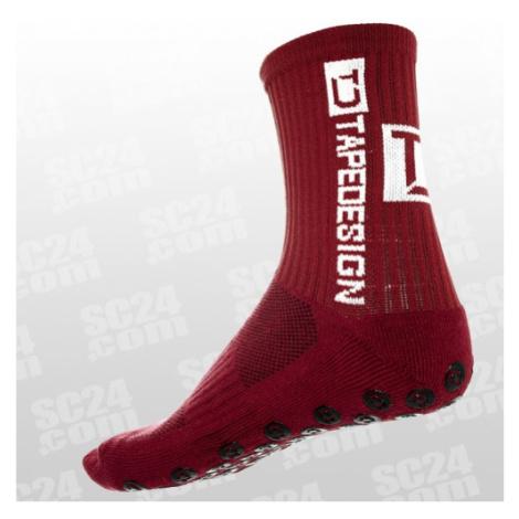 TapeDesign Allround-Socks rot Größe UNI
