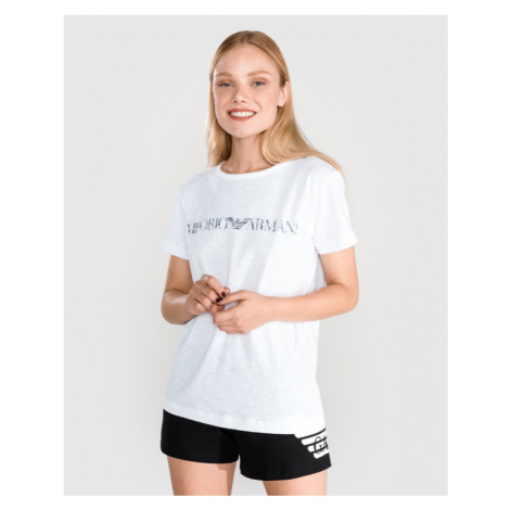 Emporio Armani Sleeping T-shirt Weiß