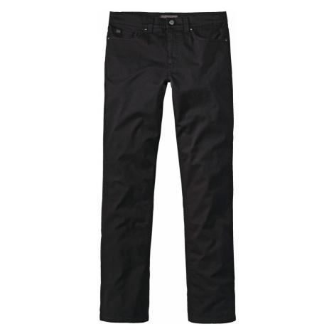 Paddock`s Herren Jeans Ranger Pipe - Tight Fit - Schwarz - Deep Black