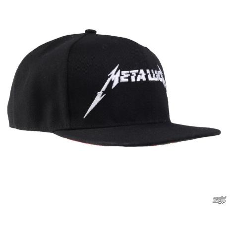 Cap Metallica - Hardwired - Schwarz - RTMTLSBCBHAR