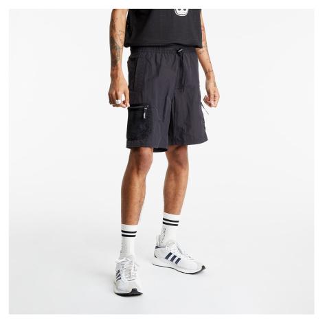 Schwarze trainingskurzhosen für herren
