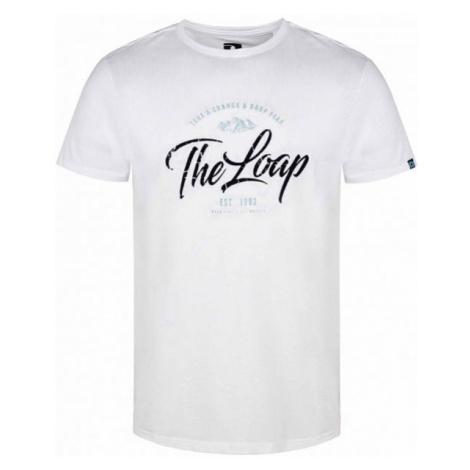 Loap ANAKO weiß - Herrenshirt