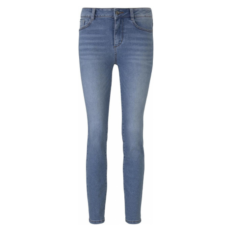 TOM TAILOR Damen Kate Slim Jeans, braun