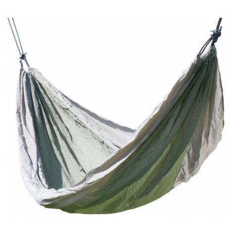 Schaukel Netz  sitzung Cattara NYLON 275x137cm grün-braun