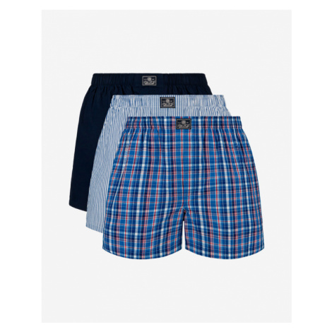 Polo Ralph Lauren Boxershorts 3 St. Blau