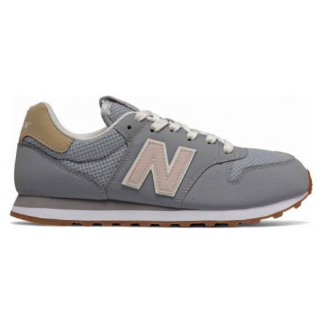New Balance GW500HHJ grau - Damen Sneaker