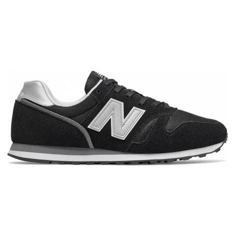 New Balance Herren Sneaker ML373CA2 Black White Schwarz