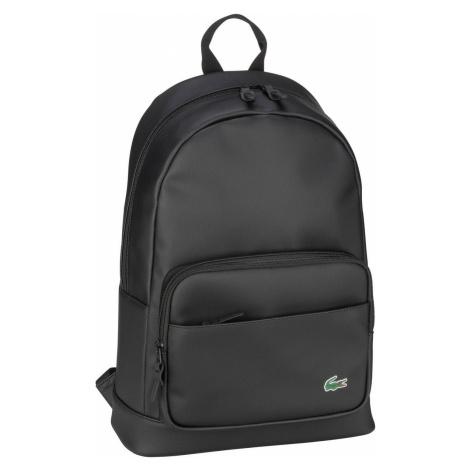 Lacoste Rucksack / Daypack L.12.12. Concept Backpack 2549 Black (20.9 Liter)