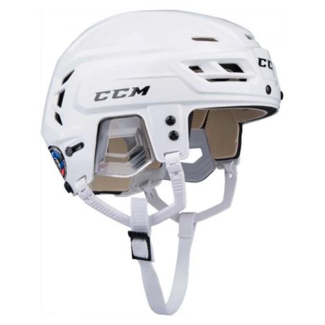 CCM TACKS 110 SR weiß - Hockey Helm