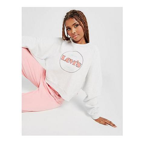 Levis Circle Logo Sweatshirt Damen - Damen Levi´s