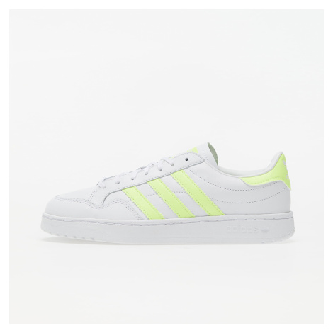 adidas Team Court W Ftw White/ Hi-Res Yellow/ Hi-Res Yellow