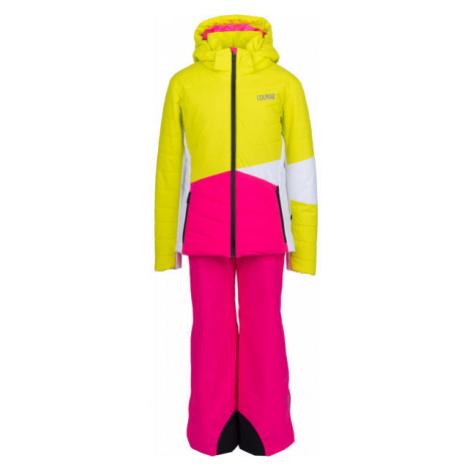 Colmar JR GIRL 2-PC-SUIT rosa - Kinder Skikombination