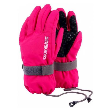 Handschuhe Didriksons BIGGLES FIVE Finger Kinder 501947-169