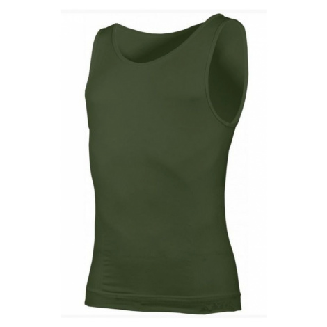 Herren Thermo Tank Top/Shirt Lasting Atel 0101 green