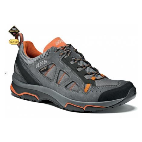 Schuhe ASOLO Megaton GV Grau / Stein / Kreta A787
