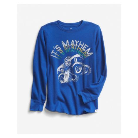 GAP Kinder  T‑Shirt Blau