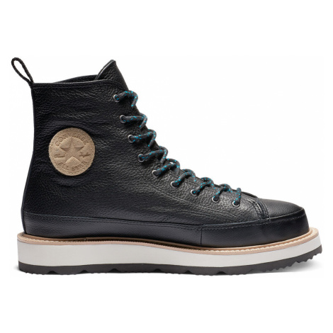 Crafted Boot Chuck Taylor High Top Black Converse