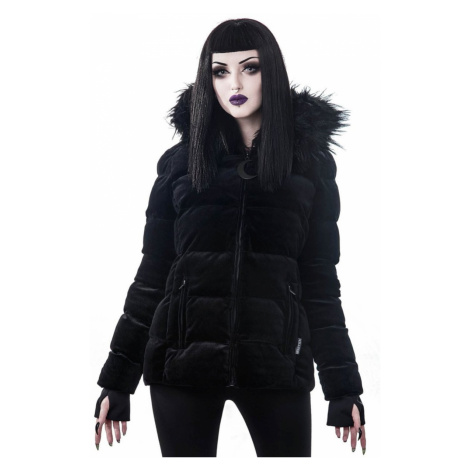 Winterjacke Frauen - Lisa Luna - KILLSTAR - KSRA000520 4XL