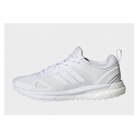 Adidas SolarGlide Laufschuh - Cloud White / Cloud White / Chalk White - Damen, Cloud White / Clo