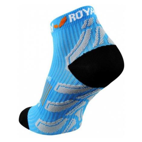 Socken ROYAL BAY® Neon Low-Cut Blue 5099