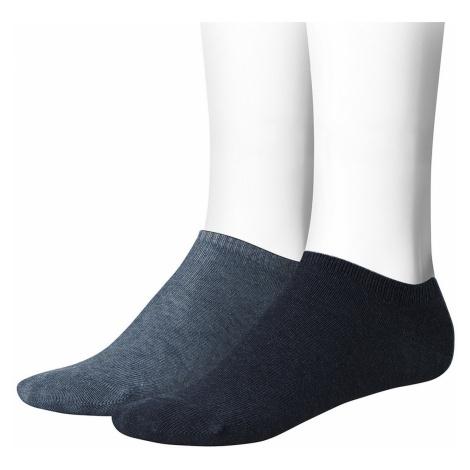 Tommy Hilfiger Kinder Basic Sneaker Socken 2er Pack