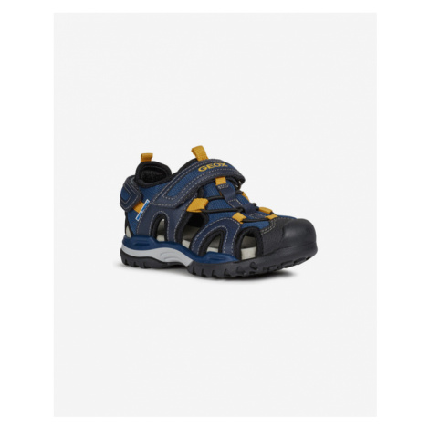 Geox Borealis Sandalen Kinder Blau