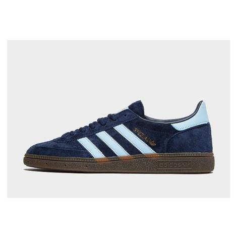 Adidas Originals Handball Spezial Herren - Collegiate Navy / Clear Sky / Gum5/Blue - Herren, Col