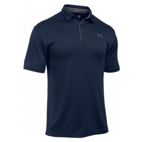 Under Armour TECH POLO blau - Herren Poloshirt