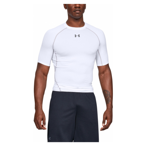 Under Armour Hg Armour SS White
