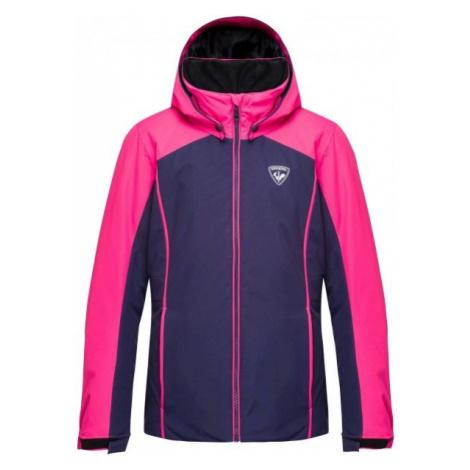 Rossignol GIRL FONCTION JKT rosa - Skijacke für Mädchen