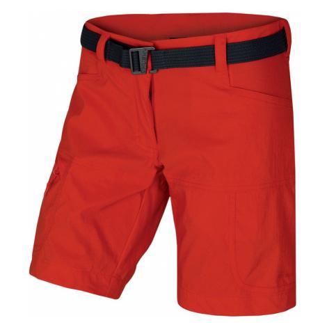 Damen Shorts Husky Kimbi L red