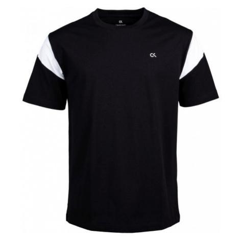 Calvin Klein SHORT SLEEVE T-SHIRT schwarz - Herrenshirt