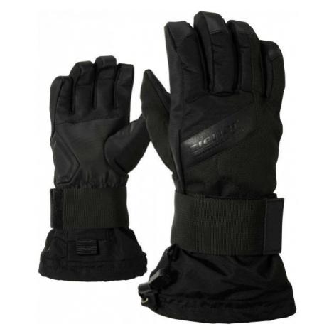 Ziener MIKKS AS JR schwarz - Handschuhe für Kinder