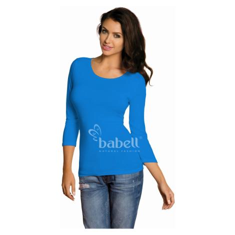 Damen Blusen Manati light blue Babell