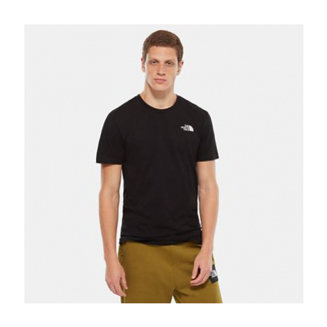The North Face Simple Dome T-shirt Für Herren Tnf Black