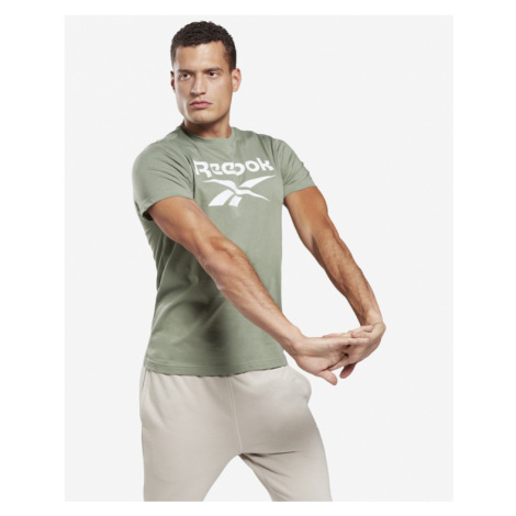 Reebok Graphic Series Stacked T-Shirt Grün