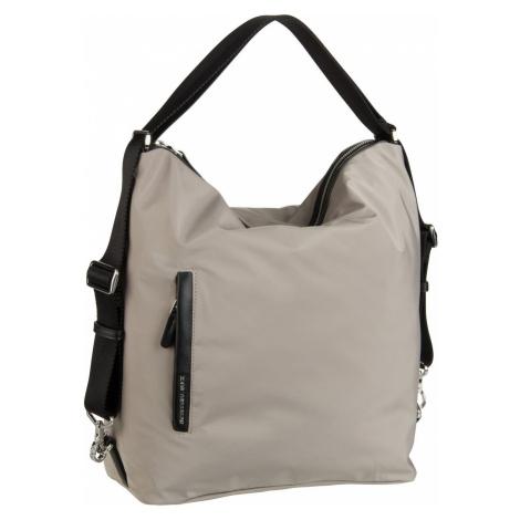 Mandarina Duck Handtasche Hunter Hobo Backpack VCT10 Simply Taupe (20.2 Liter)