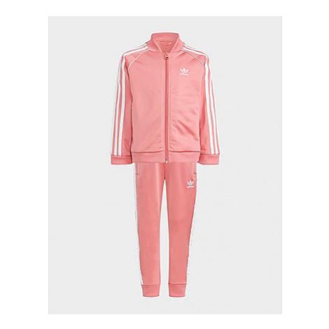 Adidas Originals Adicolor SST Trainingsanzug - Hazy Rose / White, Hazy Rose / White